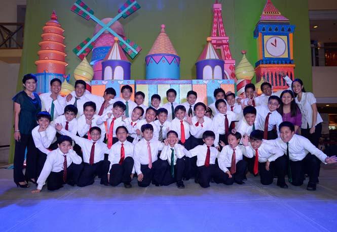 Ateneo Boys Choir