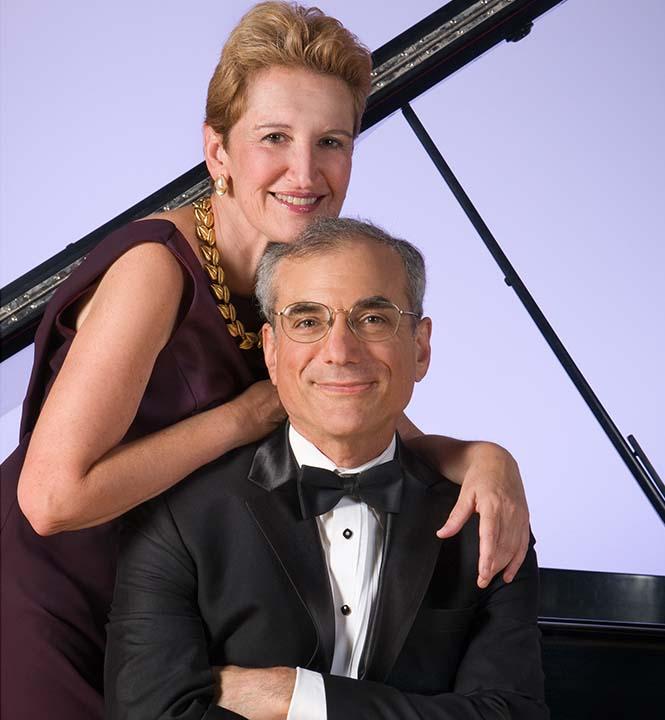 Hirsch-Pinkas Piano Duo