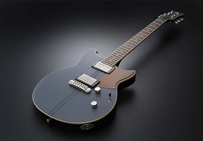 Yamaha re enters solid body guitar market launches for Yamaha rs guitar
