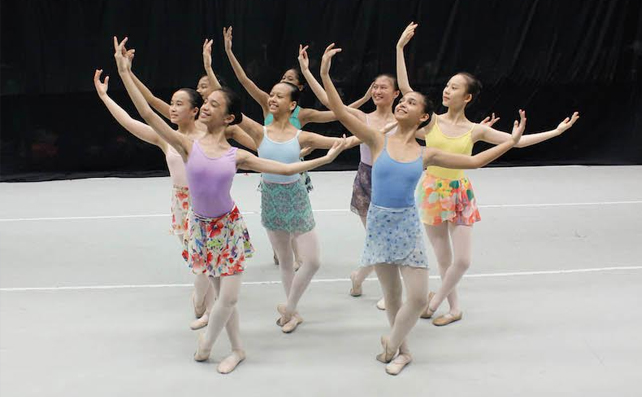 47th Ballet Philippines summer dance workshop slated on April 4–May