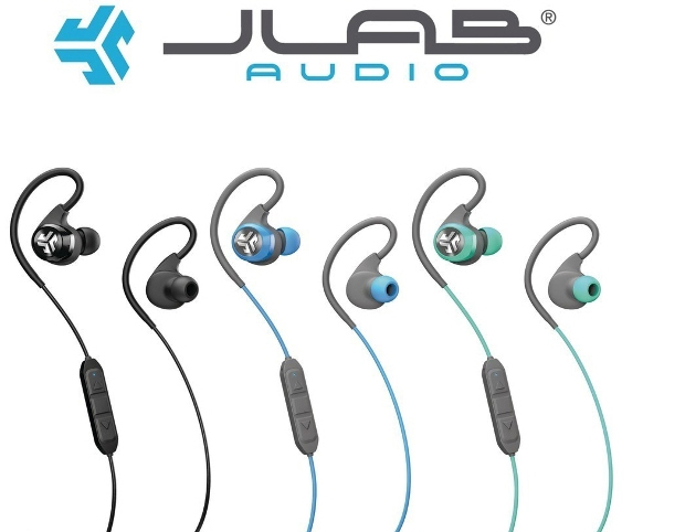 1a8d087cbdc JLab Audio debuts Epic2 Bluetooth wireless sport earbuds – Fringe ...