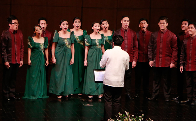 Phl to host 1st Asia Grand Prix for choral singing in 2019