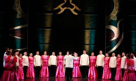 Andrea O  Veneracion International Choral Festival – Fringe
